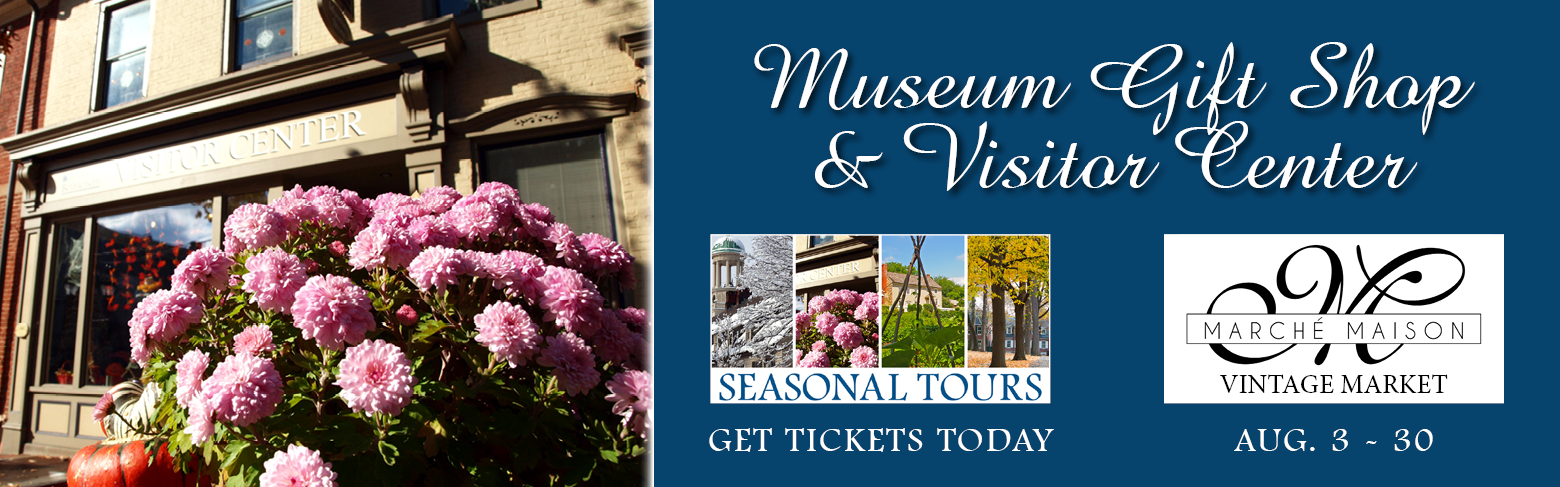 Visitor Center | Historic Bethlehem Museums and Sites