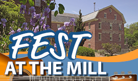 Musikfest at the Mill!